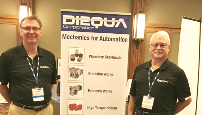 DieQua: Dual Input Gearbox Provides Dual Output Speed Solution