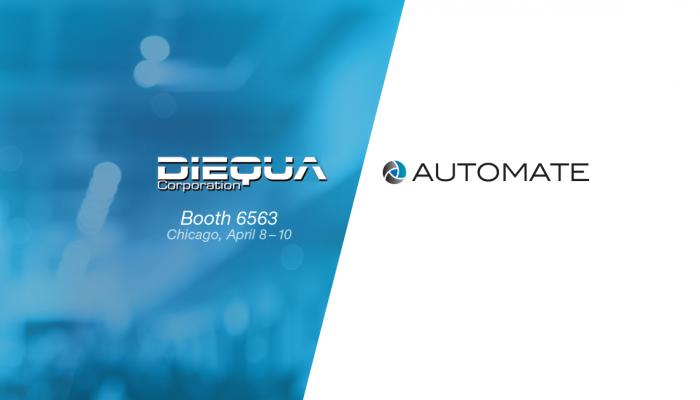 OEM & DieQua Travel to Automate 2019 in Chicago