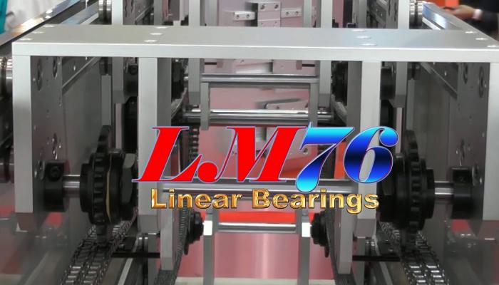LM76 Linear Bearings