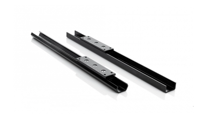 Available in zinc-plated steel, stainless steel or hardened with Rollon NOX treatment